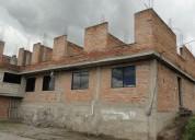 Se vende casa en obra negra en otavalo sector carabuela