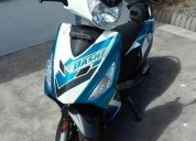Vendo hermoso scooter hero dash