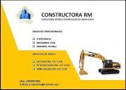 Constructora civil rm