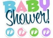 Animamos fiestas de baby showers, divertidos show payasitas, concursos, mini hora loca $25