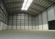 Alquilo  arriendo rento  bodega galpon 2.000 m2 en via daule ,guayaquil