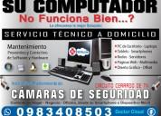 Servicio tÉcnico a domicilio  computadores - laptops