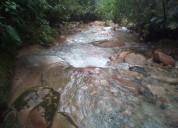 Terreno en venta ideal para proyectos turísticos en la amazonia ecuador