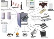 Instalación de alarmas y sistemas de seguridad integrales