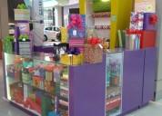 Islas stands counters exhibidores para ferias diseño construccion y montaje