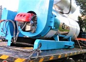 Vendo caldero de aceite termico cleaver brooks 100 hp