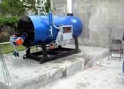 Vendo caldera usada de 10 20 40 50 100 150 200 250 300 hp, vendo caldero usado de aceite termico