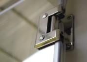 Vidrio templado - cabinas de baño- pasamanos