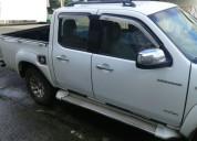 Vendo de oportunidad camioneta doble cabina mazda bt-50 aÑo 2010 en perfecto estado.