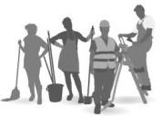 Servicios de limpÍeza