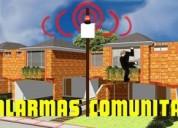Alarma comunitaria inalÁmbrica con reporte