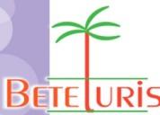 Betel turis ofrecemos paseos por todo el litoral ecuatoriano
