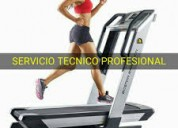 Servicio tecnico profesional caminadoras, elipticas, multifuerzas, equipos de gimnasio