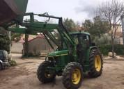 Tractor john deere 6310