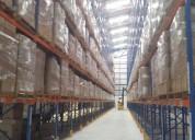 Sistemas de racks, perchas estanterias para carga liviana y pesada