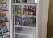 Regrigeradora panoramica exhibidor