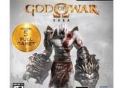 Juego god of war dos discos originales play 3