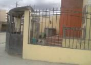 Se vende casa residencial con servicios bÁsicos  (ciudad victoria