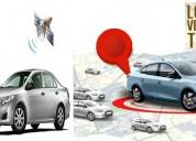 Rastreo y seguridad vehicular gprs/sms 1 solo pago