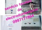 Inmediato servicio técnico de lavadoras, calefones 0980394620 quito a domicilio/.//