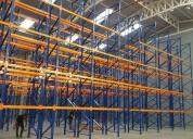 Perchas industriales para bodegas sistemas de almacenaje