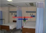 Cortinas hospitalarias anti fluidos en quito ecuador (0994-584-925)