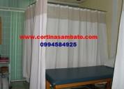 Cortinas hospitalarias en ecuador (0994-584-925)