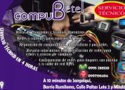 servicios de informática- programas - nivelación, curso, y otros