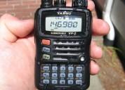 """""""radio portatil yaesu vx-5 """""""