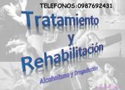 """Comunidad de rehabilitacion problemas de adicicones para hombres """"san jose """""""