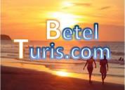 Betel turis ofrecemos turismo dentro de los linderos patrios