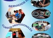 Compu betel ofrece cursos de informatica personalizado