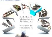 Cartuchos calefactores de alta densidad herten