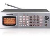"""Scanner marca  realistic- modelo-163-e nuevo"""""""