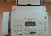 """..""""vendo fax.. casi nuevo panasonic.modelo  kxfp-2oo """""""
