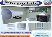 Sistema de alarmas (con 6 dispositivos) precio incluye instalaciÓn