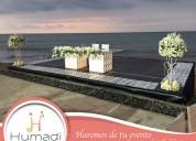 Quintas y locales para bodas y eventos en sangolqui, ecuador