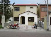 Vendo casa en urbanizacion villa club boreal