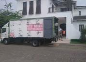 Fletes economicos furgón cerrado camión baratos