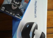 Playstation vr set full original marca sony enviamos a todo el pais