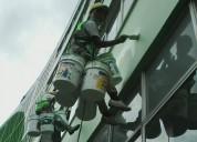 Multiservicios trabajos verticales