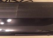 Vendo playstation 3, 500gb, dos controles, cargador y 6 juegos