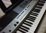 Vendo teclado yamaha psre,443