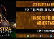 Alba mestiza - ballet - danza - audiciones