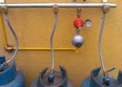 Centralinas de gas de 3 puntos