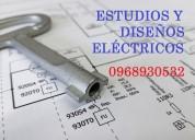Estudios y diseÑos electricos