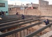 Construccion de losas cerramientos galpones piscinas