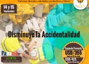 Reduzca los niveles de accidentalidad