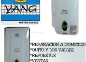 Reparacion calefon gas inmediato cumbaya 0999481023 lavadoras se adoras refrigeradoras 0999481024?