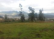 Vendo un terreno en otavalo en el sector de quinchuqui